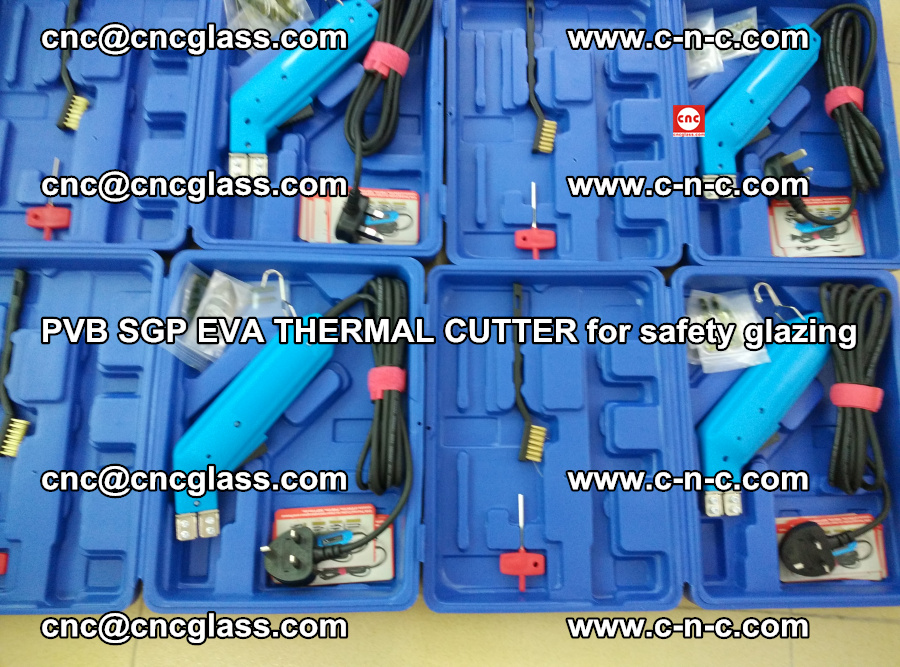 PVB SGP EVA THERMAL CUTTER for laminated glass safety glazing (104)