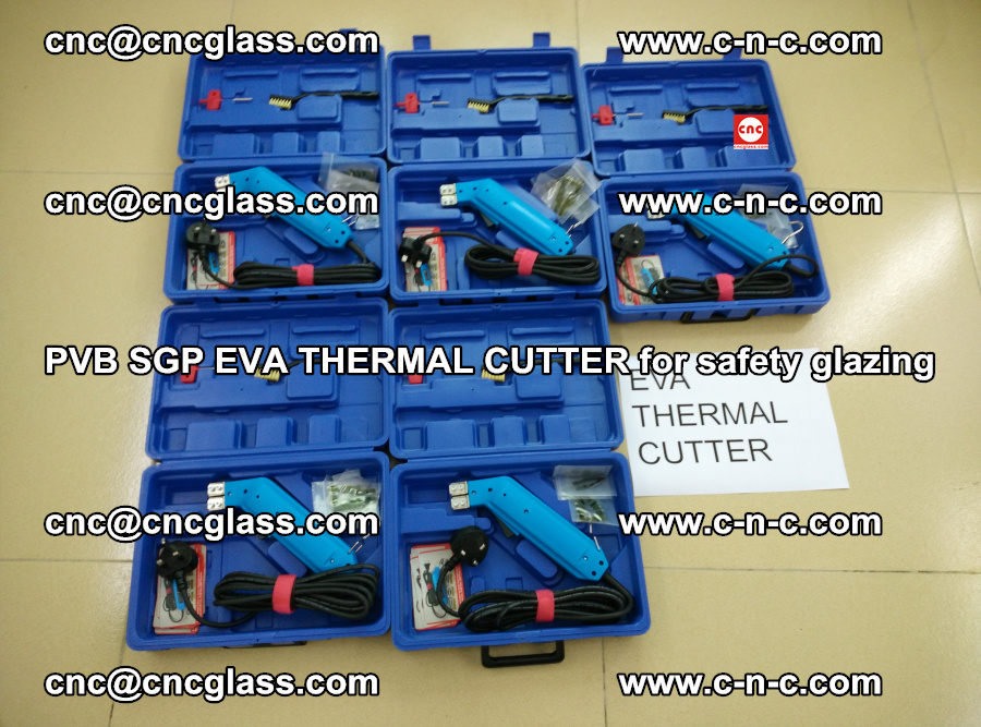 PVB SGP EVA THERMAL CUTTER for laminated glass safety glazing (107)