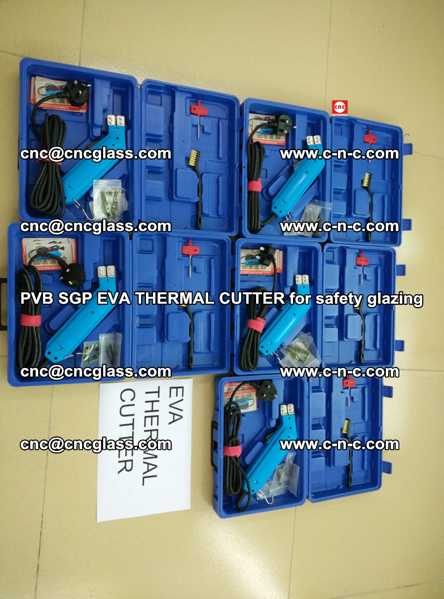 PVB SGP EVA THERMAL CUTTER for laminated glass safety glazing (110)