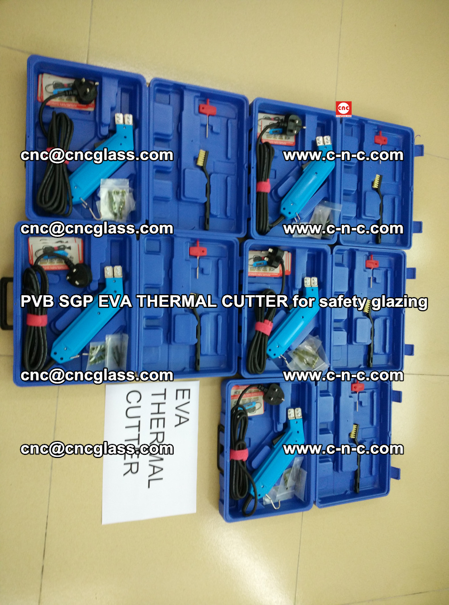 PVB SGP EVA THERMAL CUTTER for laminated glass safety glazing (111)