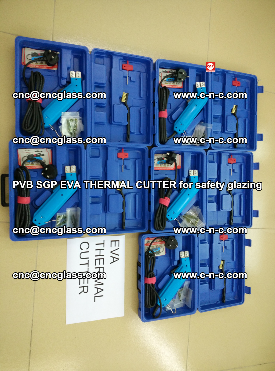 PVB SGP EVA THERMAL CUTTER for laminated glass safety glazing (114)