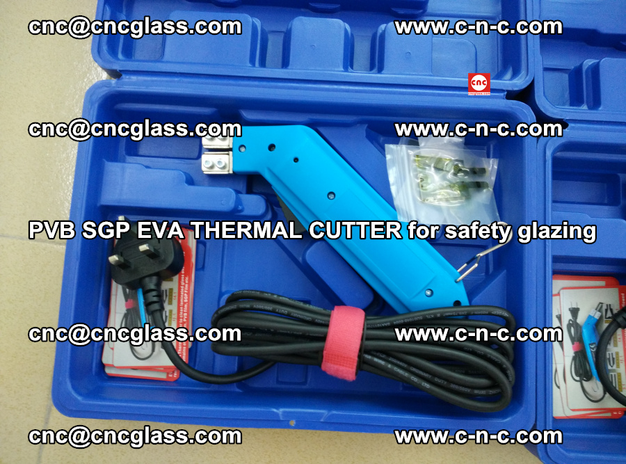 PVB SGP EVA THERMAL CUTTER for laminated glass safety glazing (50)