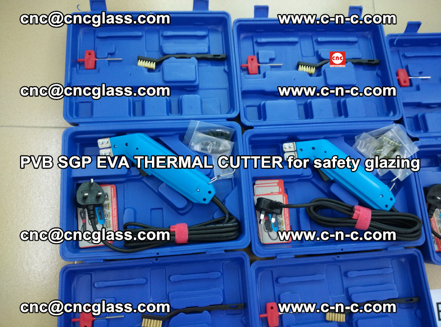 PVB SGP EVA THERMAL CUTTER for laminated glass safety glazing (58)