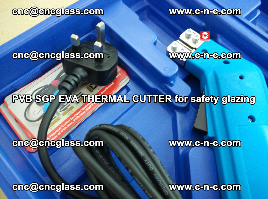 PVB SGP EVA THERMAL CUTTER for laminated glass safety glazing (77)
