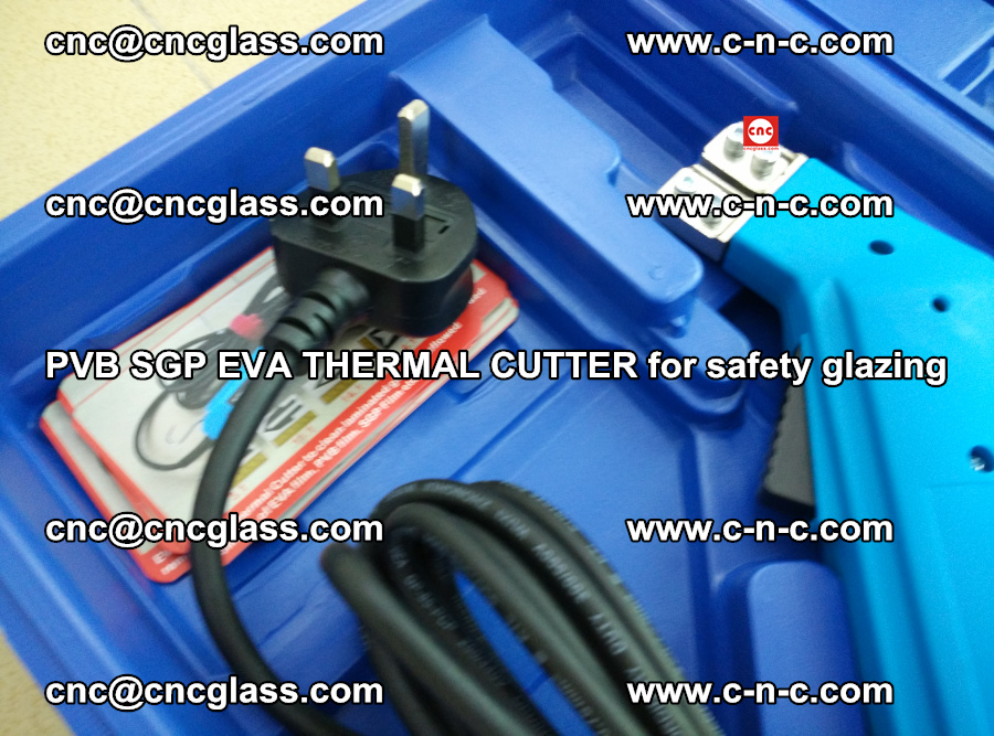 PVB SGP EVA THERMAL CUTTER for laminated glass safety glazing (79)