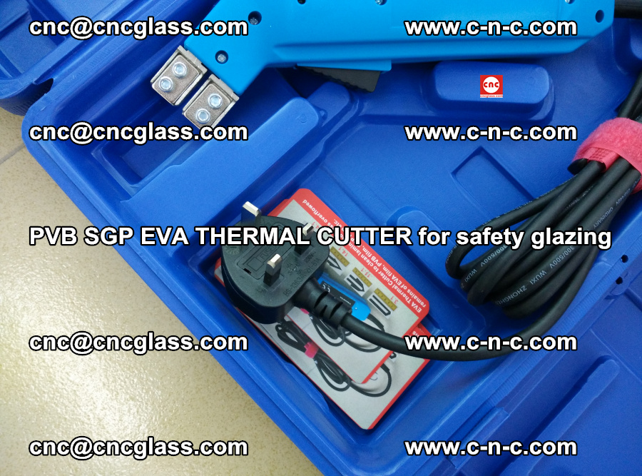 PVB SGP EVA THERMAL CUTTER for laminated glass safety glazing (81)