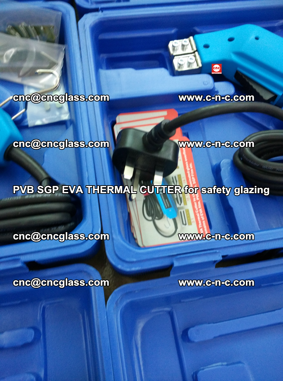 PVB SGP EVA THERMAL CUTTER for laminated glass safety glazing (89)