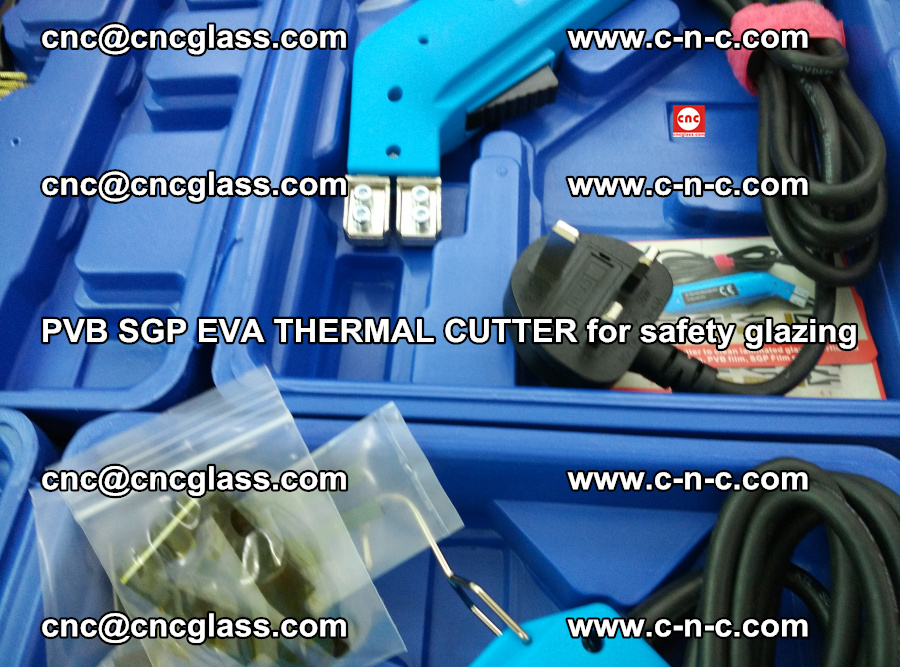 PVB SGP EVA THERMAL CUTTER for laminated glass safety glazing (92)