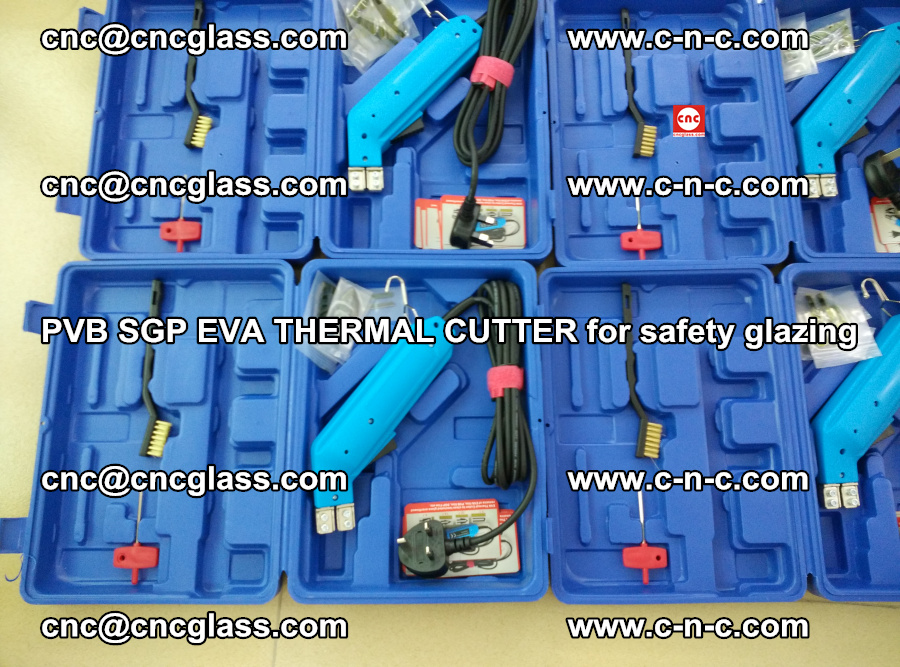 PVB SGP EVA THERMAL CUTTER for laminated glass safety glazing (99)