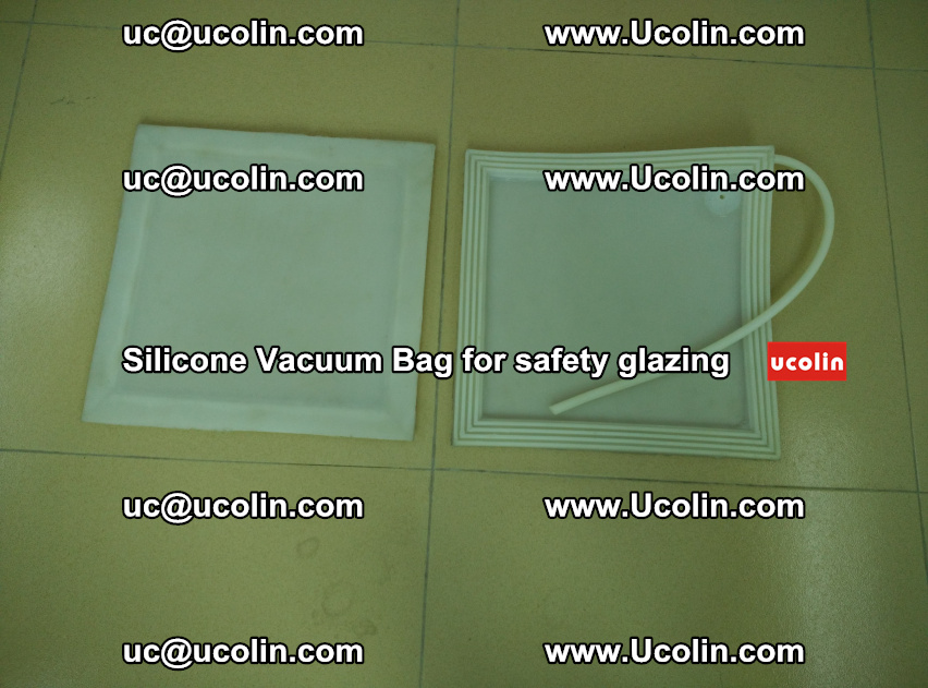 Silicone Vacuum Bag sample for safety glazing EVA PVB (100)
