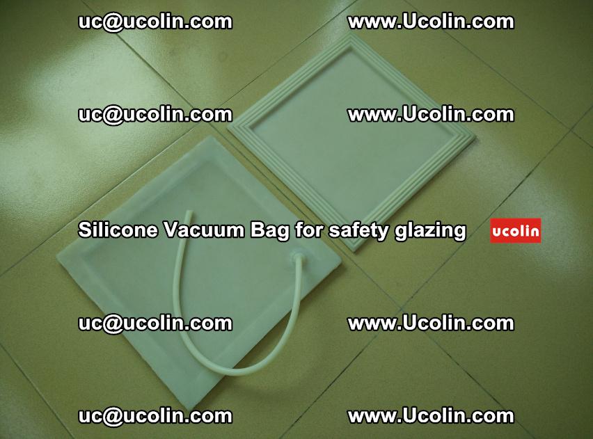 Silicone Vacuum Bag sample for safety glazing EVA PVB (12)