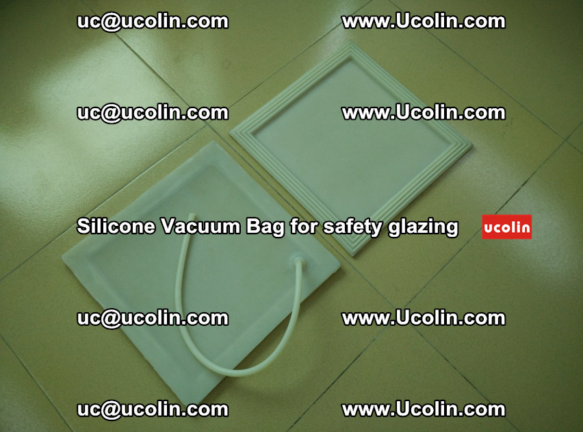 Silicone Vacuum Bag sample for safety glazing EVA PVB (13)
