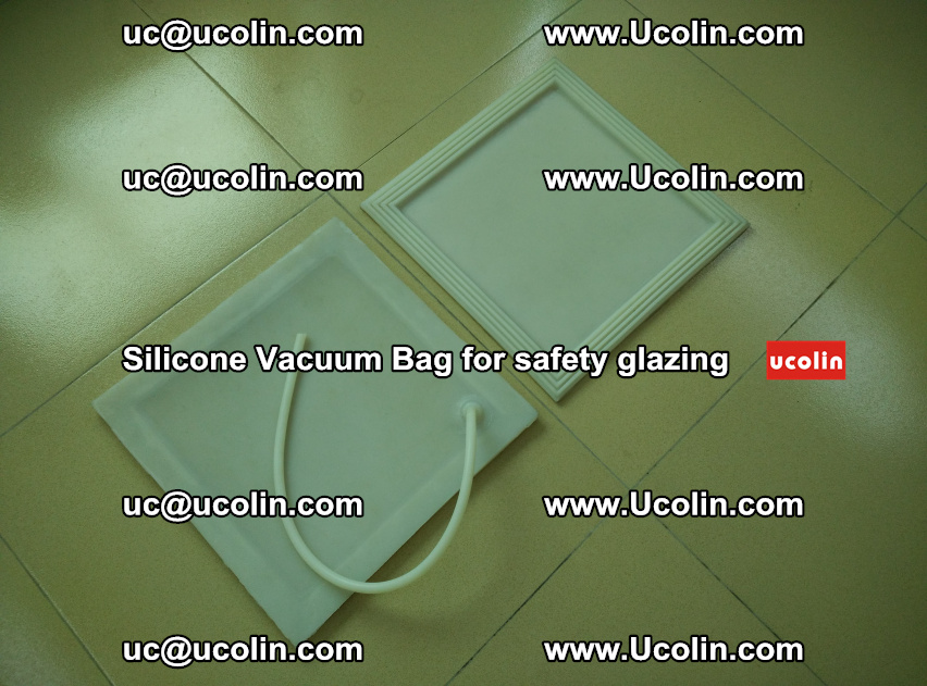 Silicone Vacuum Bag sample for safety glazing EVA PVB (14)