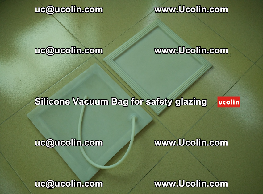 Silicone Vacuum Bag sample for safety glazing EVA PVB (15)