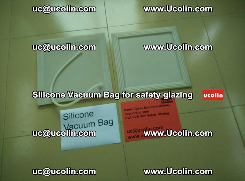 Silicone Vacuum Bag sample for safety glazing EVA PVB (28)