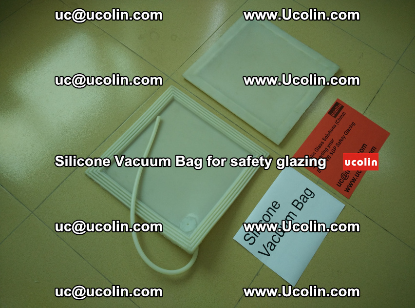 Silicone Vacuum Bag sample for safety glazing EVA PVB (53)