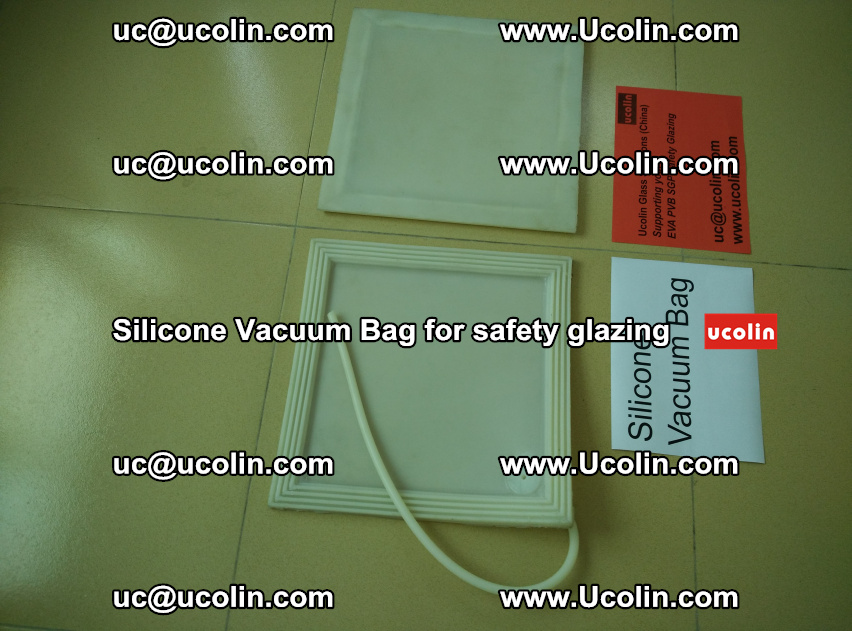 Silicone Vacuum Bag sample for safety glazing EVA PVB (57)