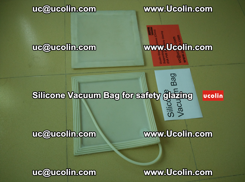 Silicone Vacuum Bag sample for safety glazing EVA PVB (60)