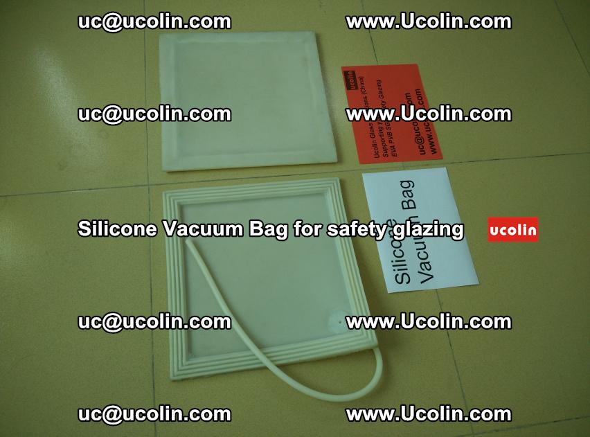 Silicone Vacuum Bag sample for safety glazing EVA PVB (61)