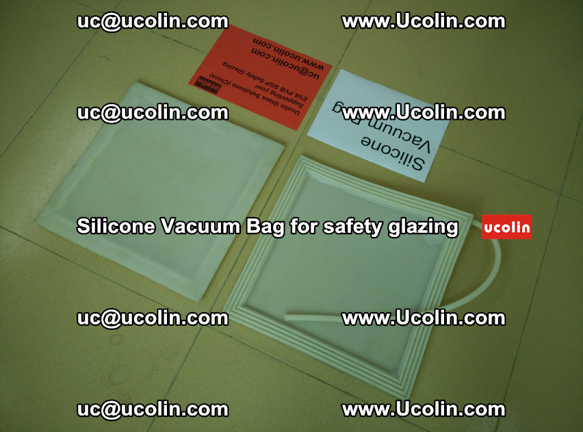 Silicone Vacuum Bag sample for safety glazing EVA PVB (64)