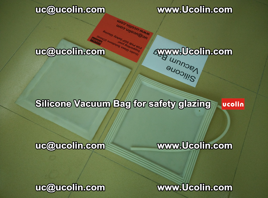 Silicone Vacuum Bag sample for safety glazing EVA PVB (66)