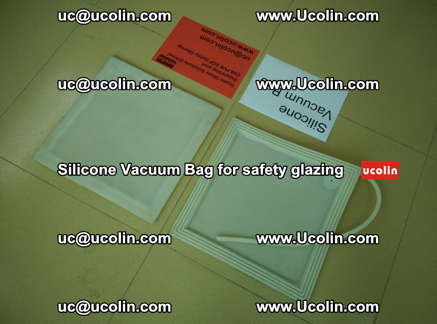 Silicone Vacuum Bag sample for safety glazing EVA PVB (67)