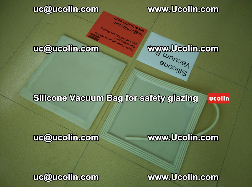 Silicone Vacuum Bag sample for safety glazing EVA PVB (68)