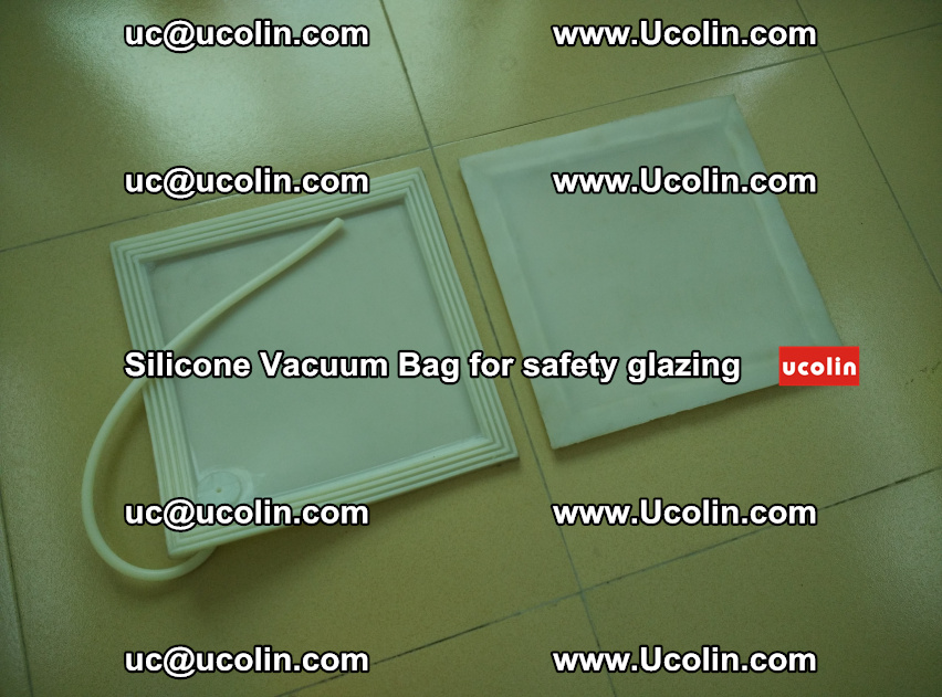Silicone Vacuum Bag sample for safety glazing EVA PVB (93)
