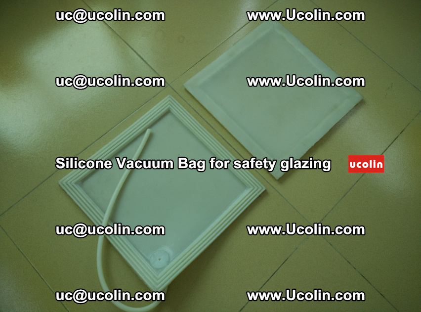 Silicone Vacuum Bag sample for safety glazing EVA PVB (95)
