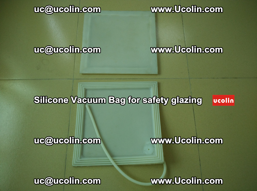 Silicone Vacuum Bag sample for safety glazing EVA PVB (98)