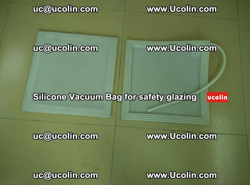 Silicone Vacuum Bag sample for safety glazing EVA PVB (99)