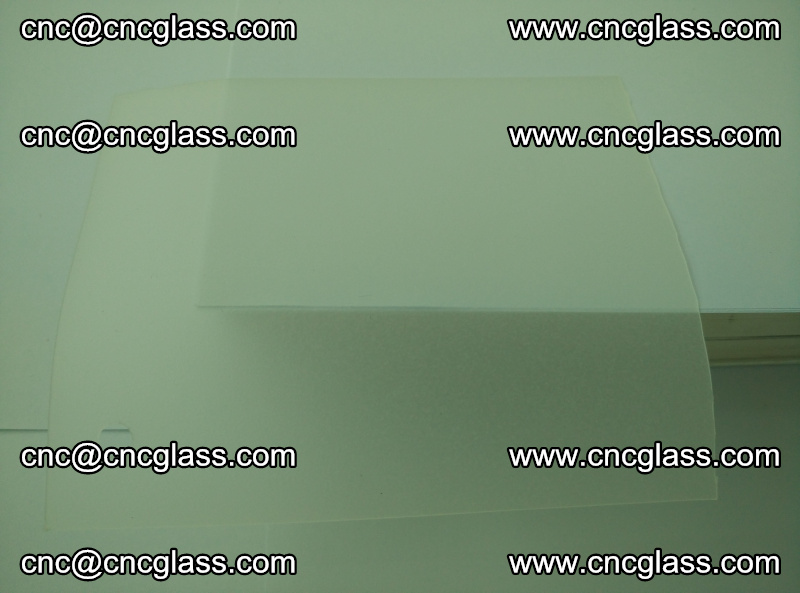 EVA glass interlayer film cool jade white (Translucent, perfect visual effect) (1)