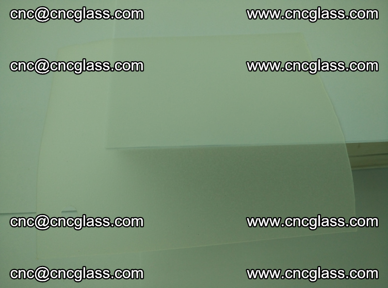 EVA glass interlayer film cool jade white (Translucent, perfect visual effect) (10)