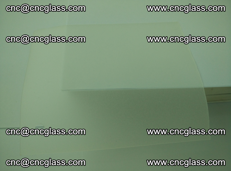 EVA glass interlayer film cool jade white (Translucent, perfect visual effect) (11)