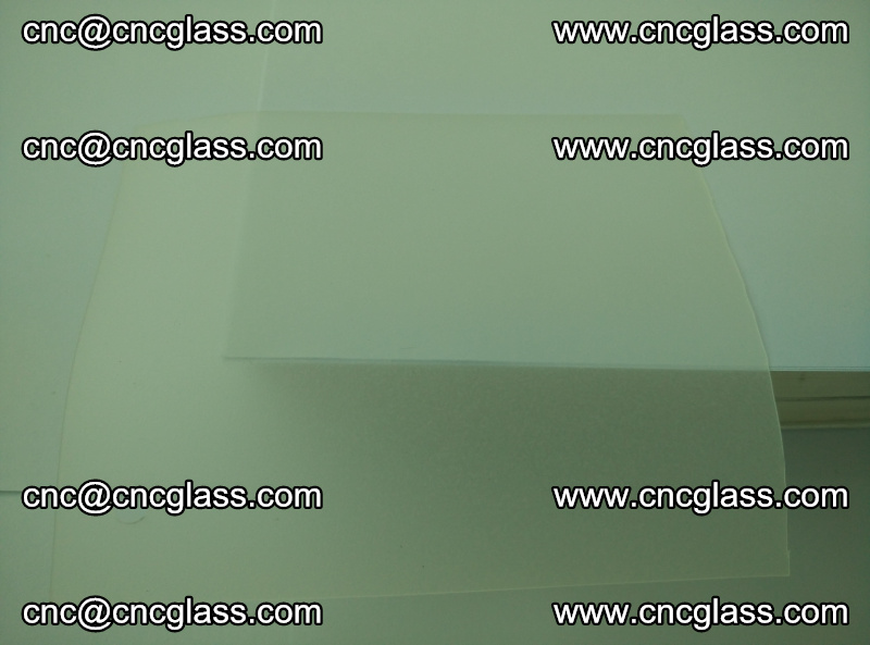 EVA glass interlayer film cool jade white (Translucent, perfect visual effect) (13)