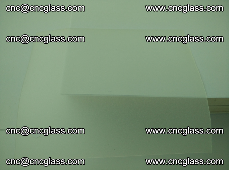 EVA glass interlayer film cool jade white (Translucent, perfect visual effect) (14)