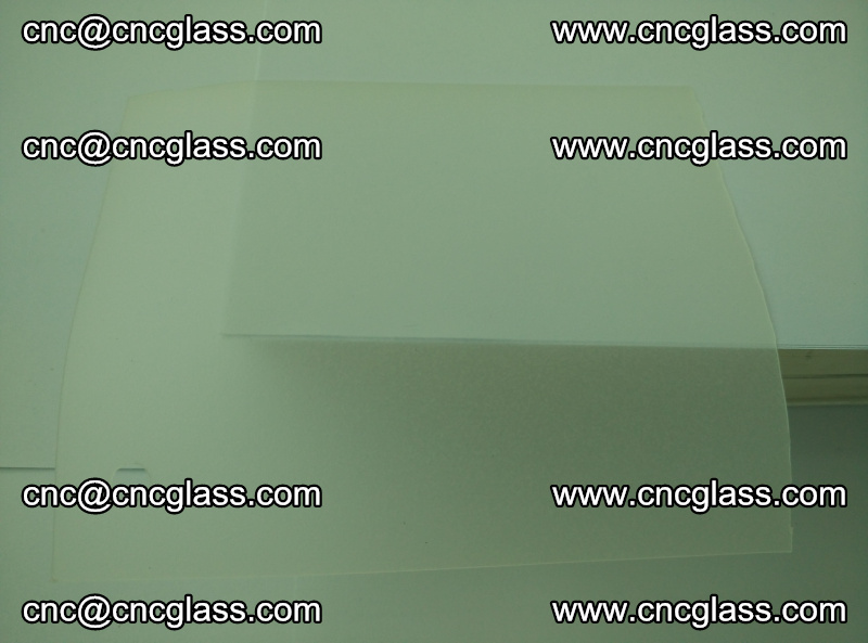 EVA glass interlayer film cool jade white (Translucent, perfect visual effect) (15)