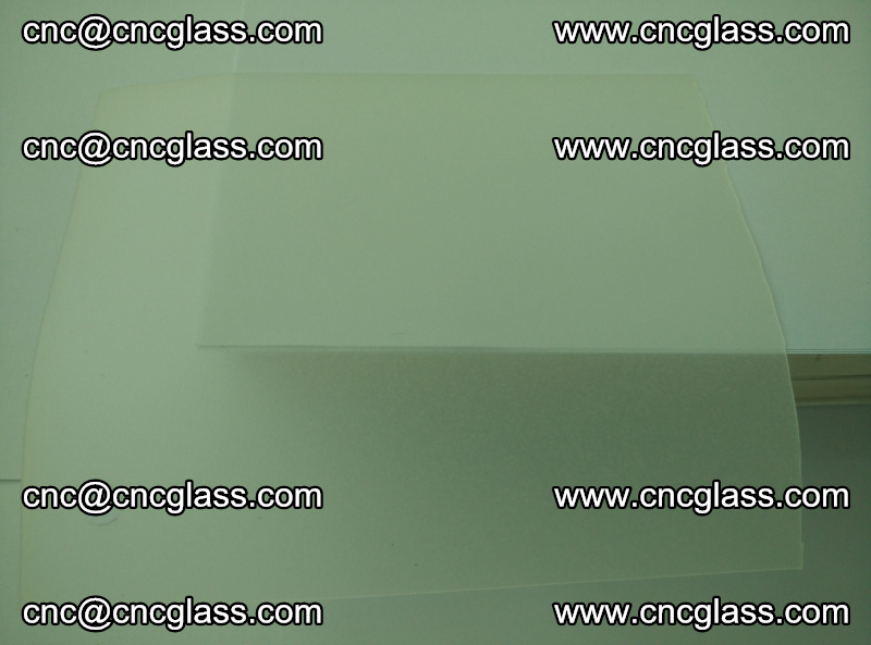 EVA glass interlayer film cool jade white (Translucent, perfect visual effect) (16)