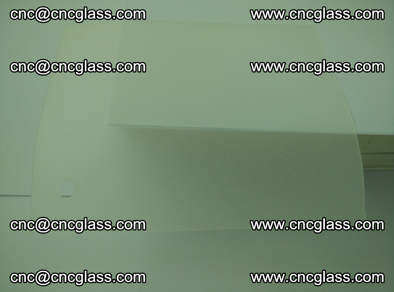 EVA glass interlayer film cool jade white (Translucent, perfect visual effect) (2)