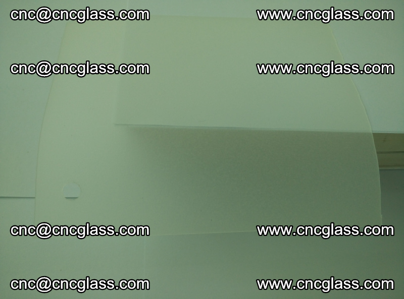 EVA glass interlayer film cool jade white (Translucent, perfect visual effect) (3)