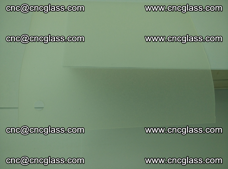 EVA glass interlayer film cool jade white (Translucent, perfect visual effect) (4)