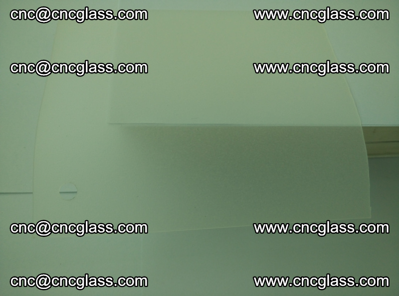 EVA glass interlayer film cool jade white (Translucent, perfect visual effect) (5)