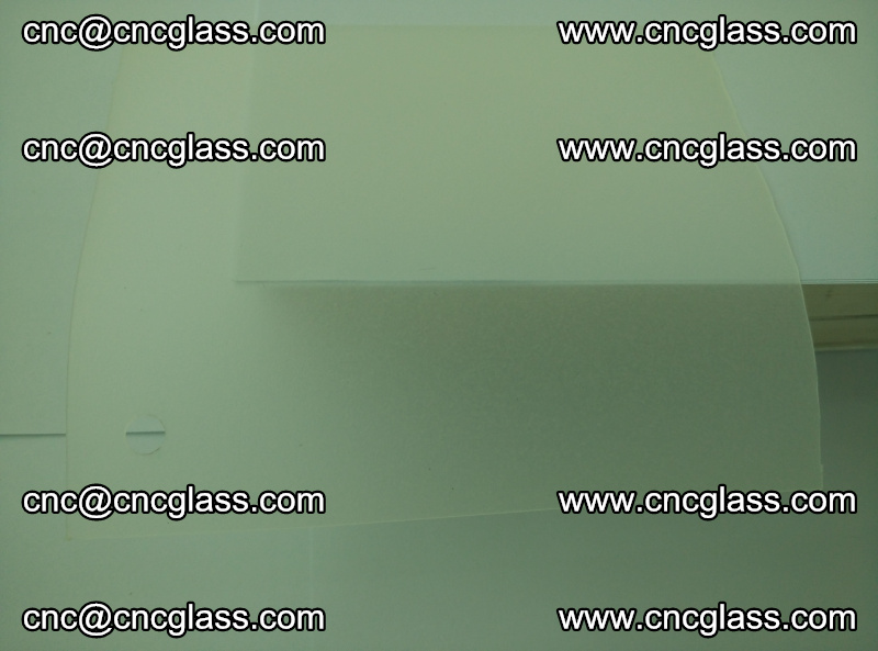 EVA glass interlayer film cool jade white (Translucent, perfect visual effect) (6)