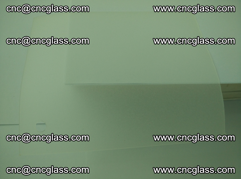 EVA glass interlayer film cool jade white (Translucent, perfect visual effect) (7)