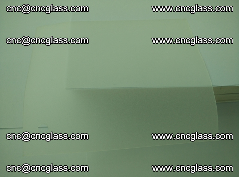 EVA glass interlayer film cool jade white (Translucent, perfect visual effect) (9)
