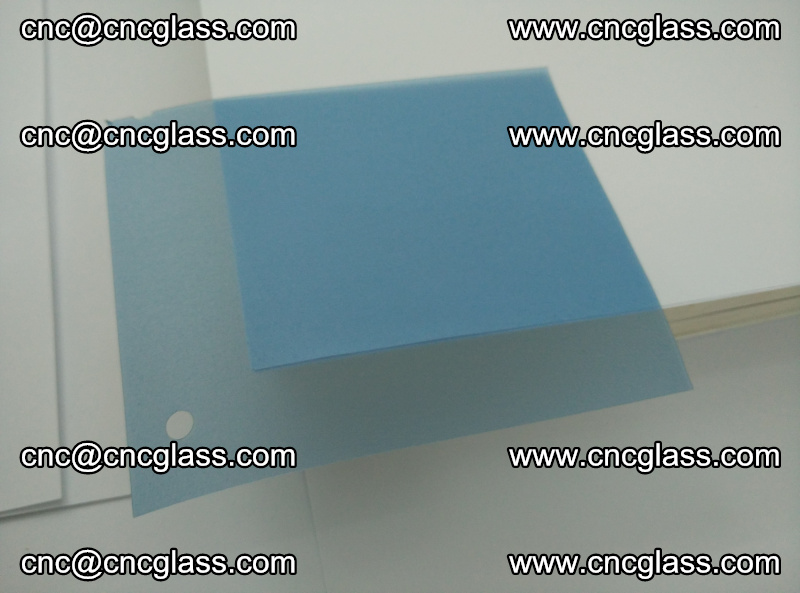 EVA glass interlayer film for safety glazing royal blue (16)