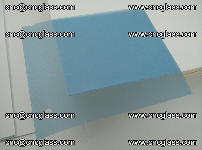 EVA glass interlayer film for safety glazing royal blue (3)