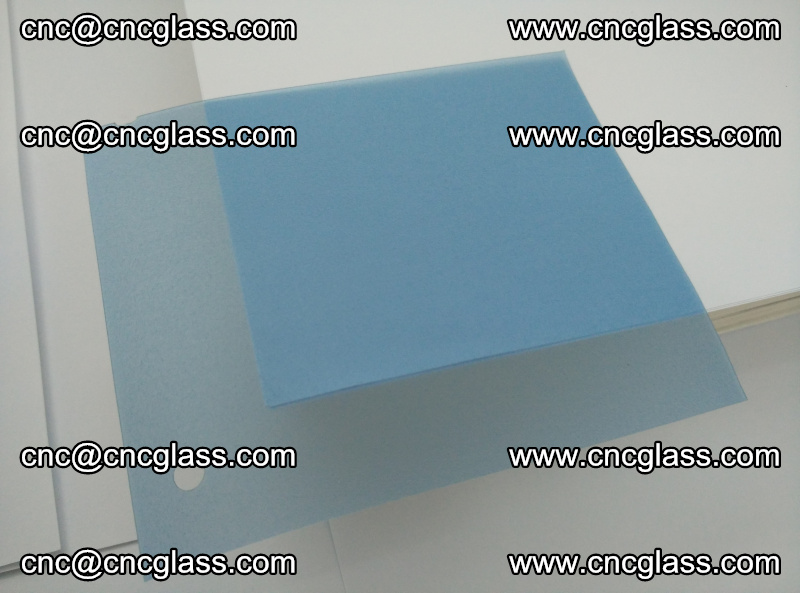 EVA glass interlayer film for safety glazing royal blue (4)